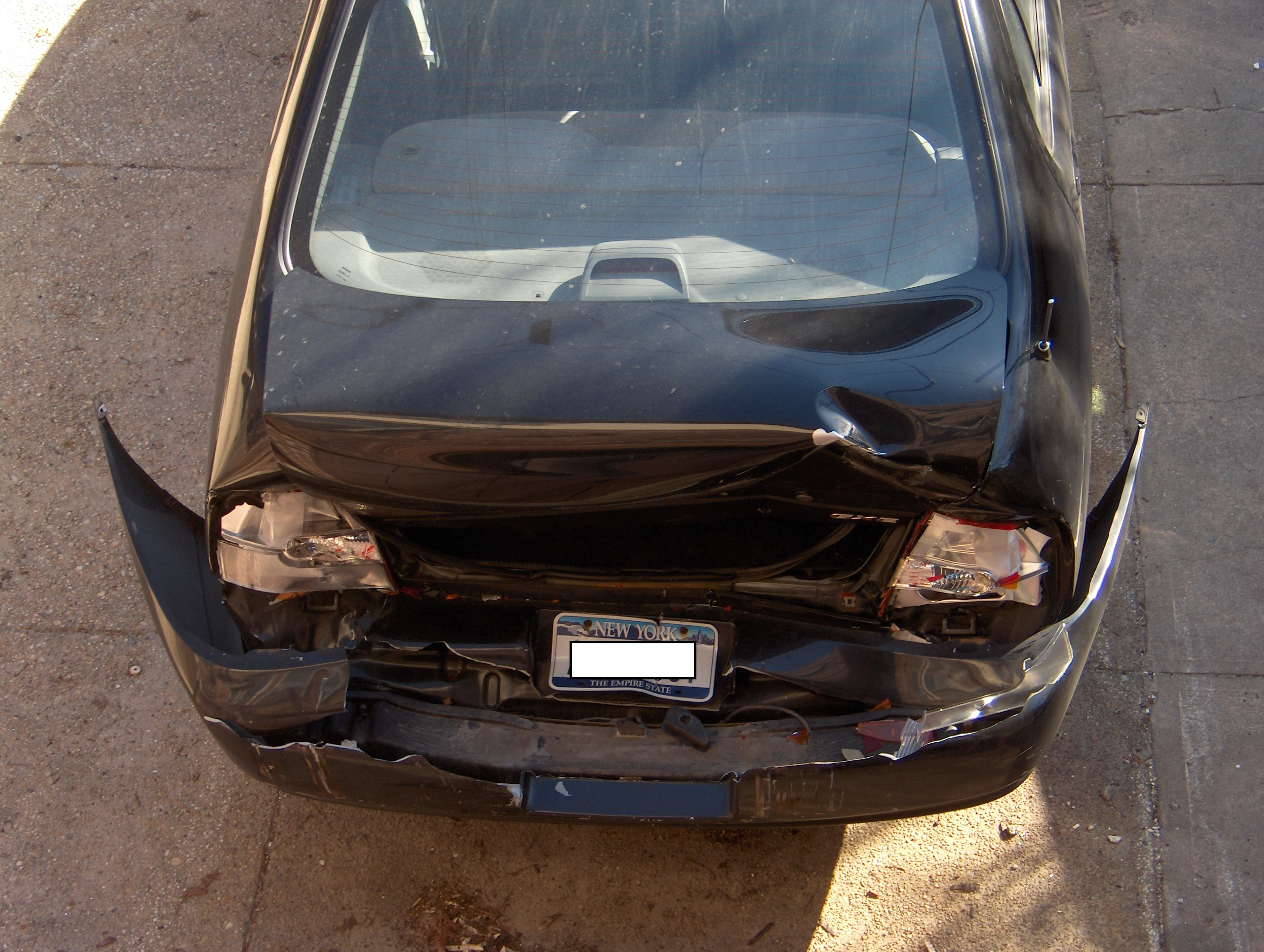 Seat back failures during car crash can cause serious injuries | Top ...